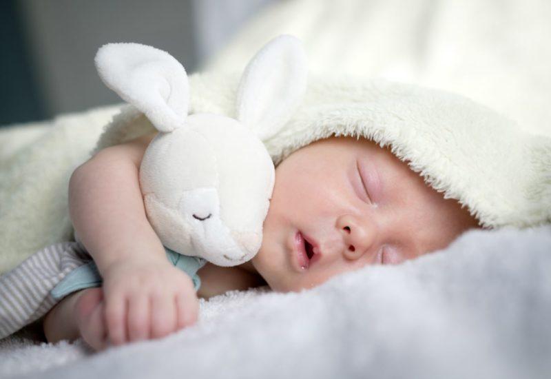 baby-schläft